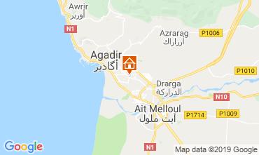 Karte Agadir Appartement 62780