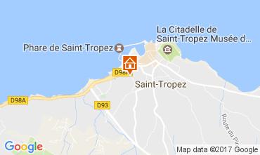 Karte Saint Tropez Appartement 109649