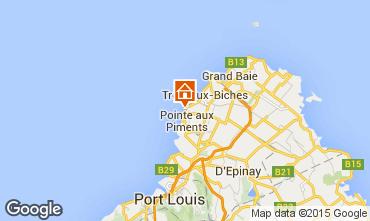 Karte Trou-aux-biches Villa 45465