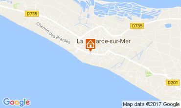 Karte La Couarde-sur-Mer Appartement 108370