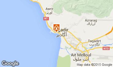 Karte Agadir Appartement 101235