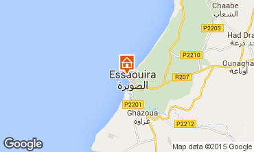 Karte Essaouira Haus 74105