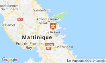 Karte Le Robert Appartement 119305