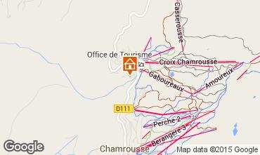 Karte Chamrousse Studio 28307