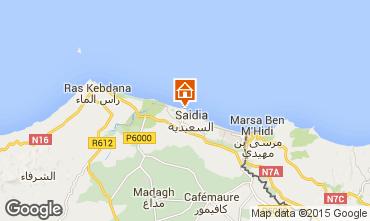 Karte Saidia Appartement 67313