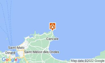 Karte Saint Malo Haus 97116