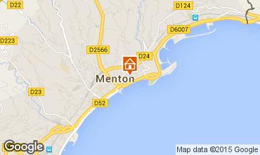Karte Menton Appartement 61473