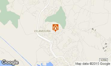 Karte Vilamoura Villa 77284