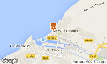 Karte Mers Les bains Appartement 80965