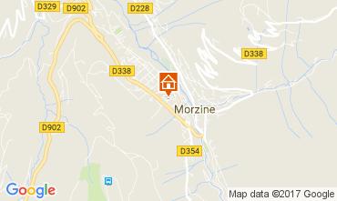 Karte Morzine Appartement 112229