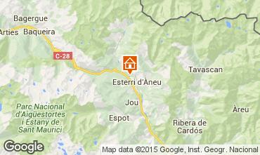 Karte Baqueira-Beret Chalet 27954