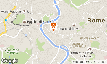 Karte Rom Appartement 61374