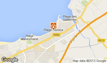 Karte Mohammedia Villa 42548