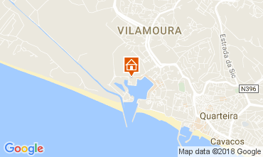 Karte Vilamoura Appartement 37988