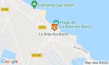 Karte La Brée les Bains Haus 108842