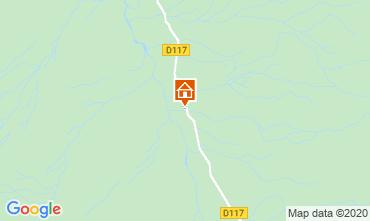 Karte Les Menuires Chalet 26775