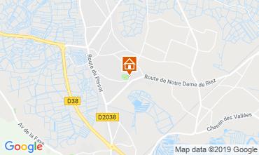 Karte Saint-Gilles-Croix-de-Vie Mobil-Home 118171