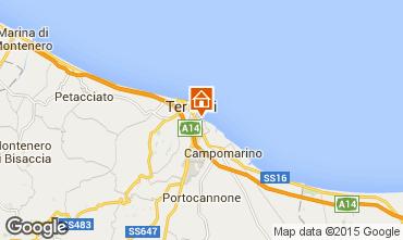 Karte Termoli Appartement 82584