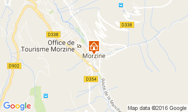 Karte Morzine Appartement 49996