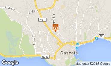 Karte Cascais Studio 99842