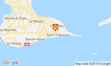 Karte Saint Francois Villa 83847