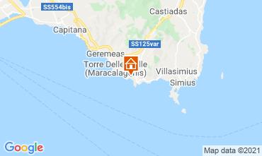 Karte Solanas Villa 47978