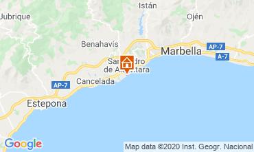 Karte Marbella Villa 118906