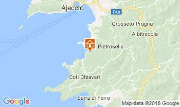 Karte Porticcio Villa 114573