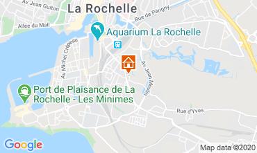 Karte La Rochelle Studio 87389