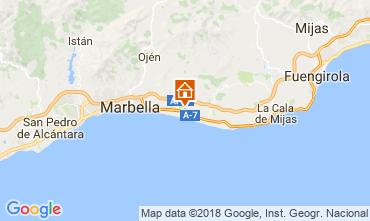 Karte Marbella Villa 115595