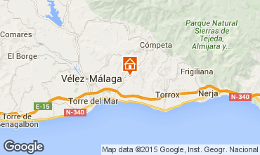 Karte Sayalonga Villa 93718