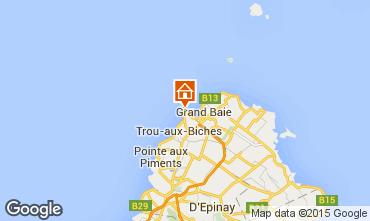 Karte Grand Baie Appartement 16316