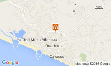 Karte Vilamoura Studio 101955