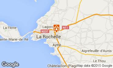Karte La Rochelle Appartement 64821