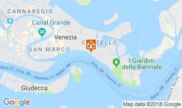 Karte Venedig Appartement 86011