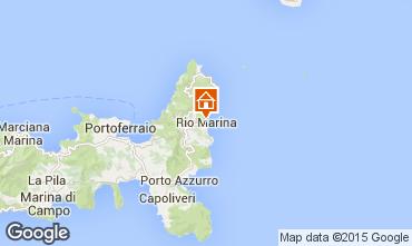 Karte Rio Marina Appartement 73249
