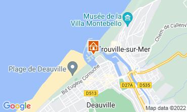 Karte Deauville Studio 58454
