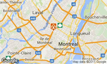 Karte Montr�al Appartement 66125