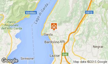 Karte Garda Villa 61113