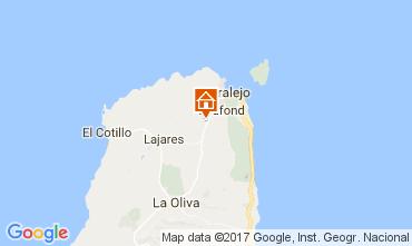 Karte Corralejo Villa 31314