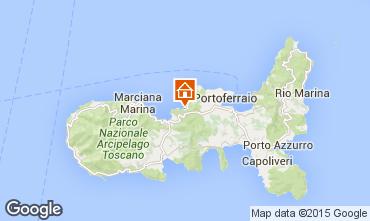 Karte Portoferraio Appartement 85234