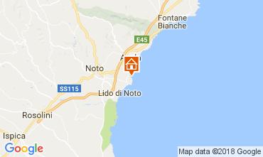 Karte Noto Villa 112756