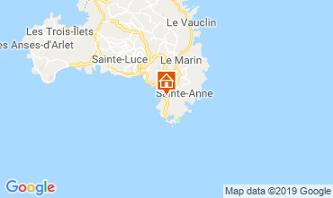 Karte Sainte Anne (Martinique) Appartement 60946