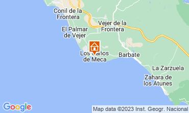 Karte Cadix Villa 95006