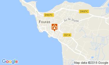 Karte Fouras Haus 113220