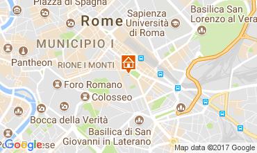 Karte Rom Appartement 107379