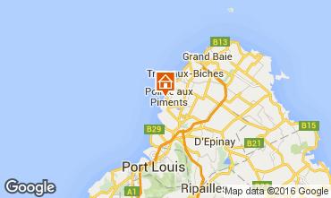 Karte Trou-aux-biches Villa 98847