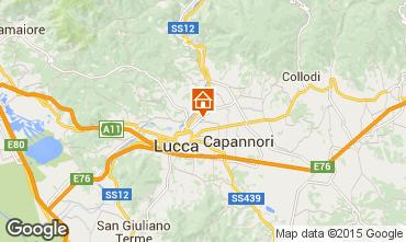 Karte Lucca Appartement 94290