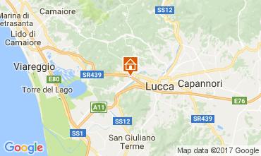 Karte Lucca Appartement 97103