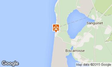 Karte Biscarrosse Villa 22968